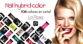 ¡NEW 108 COLORES EN CARTA!